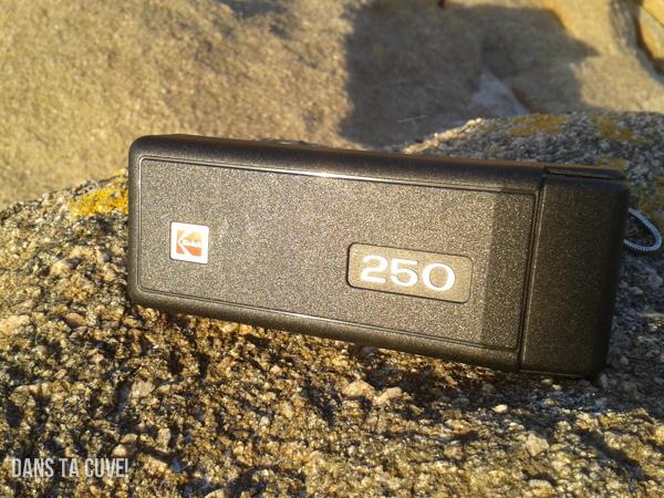 Test du Kodak Ektar 250 : un retour au 110