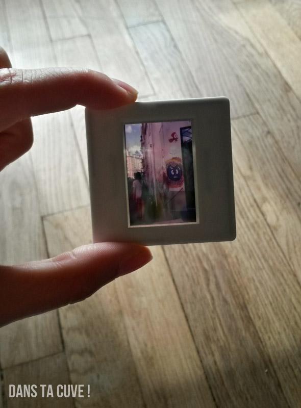 Comment mettre sous cache ses diapositives dans ta cuve - Enlever colle sur verre ...