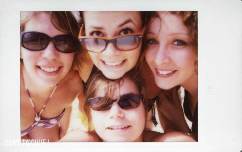 Le selfie, un des arguments de vente de l'Instax Neo
