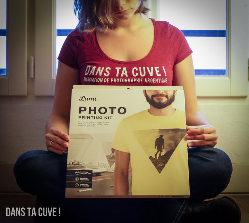 Le kit Photo Printing de Lumi revendu par Lomography !