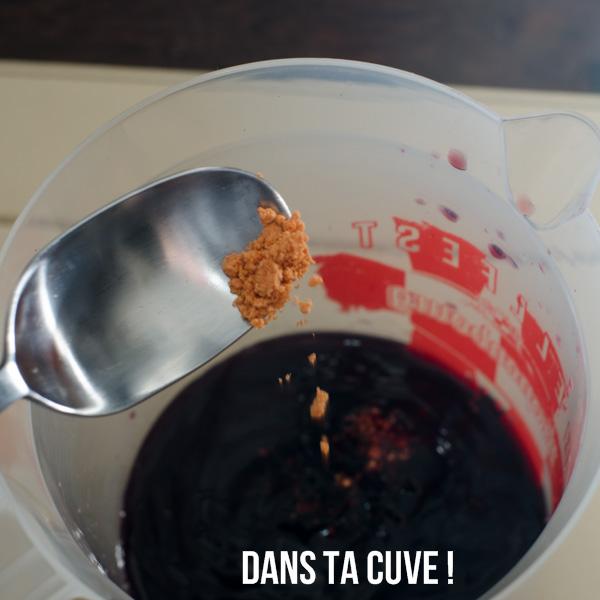 Ajouter la Vitamine C dans le vin