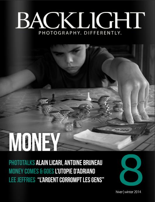 backlight magazine