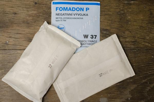 Fomadon P(oudre) - Révélateur Noir & Blanc