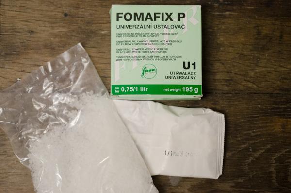 Fomafix P(oudre) - Fixateur Noir & Blanc