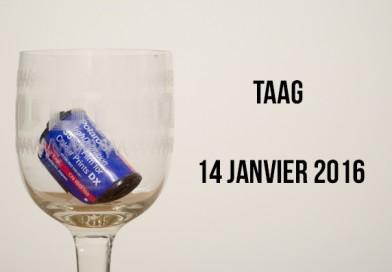 TAAG de Janvier 2016 !