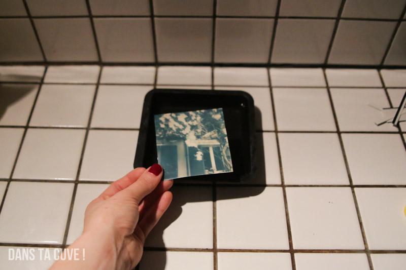 Les Polaroid savent nager !