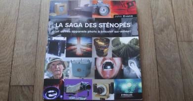 «La saga des sténopés» de John Evans