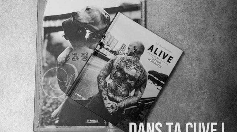 Alive - Tattoo Portrait de Julien Lachaussee