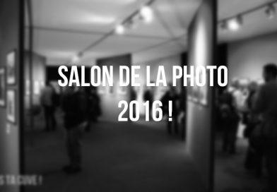 Salon de la photo 2016 – L'espace argentique