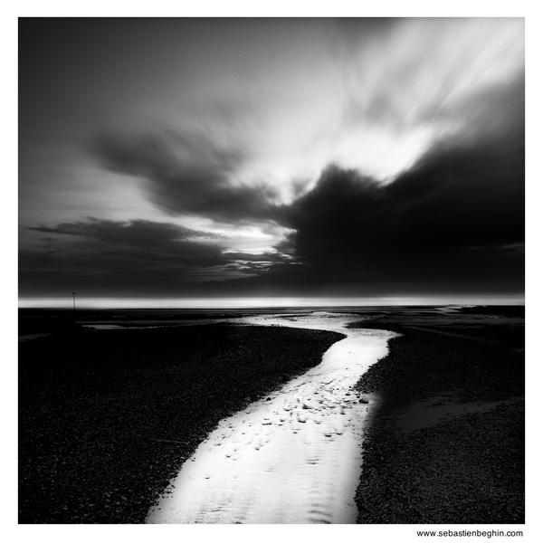 """Wimereux by night"" de Sébastien Beghin"