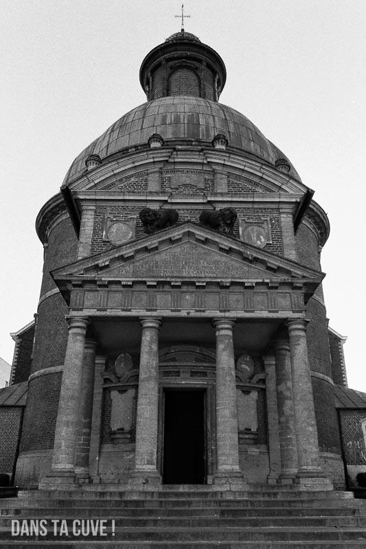 L'église par Calogero Rizzo au Canon F1
