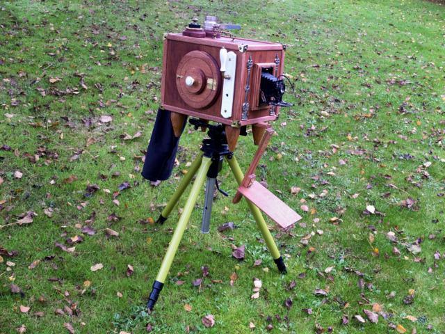 Street Box Camera n°48