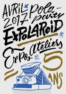 Affiche Expolaroid 2017