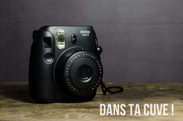 Test : Fuji Instax Mini 8